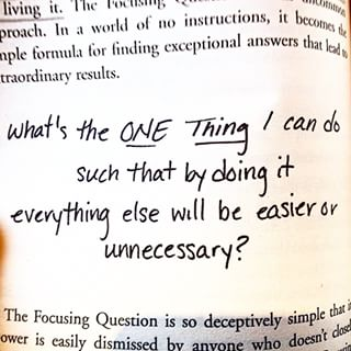 Whats_the_One_Thing_Question