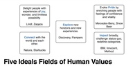 five fields of fundamental human values resized 600