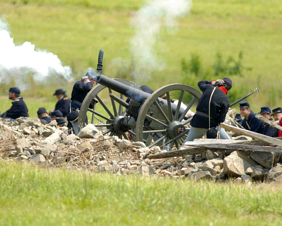 gettysburg attractions battle re enactment full resized 600