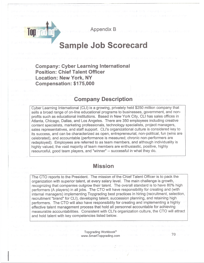 Sample Job Scorecard 1st Page resized 600