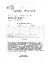 Sample Job Scorecard 1st Page resized 600