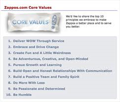 zappos core values resized 600