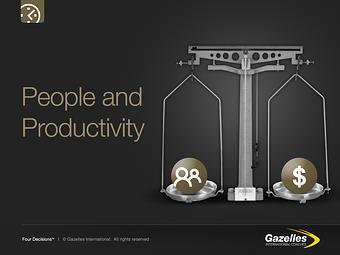 Balance Productivity