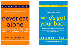 Keith Ferrazzi books resized 600