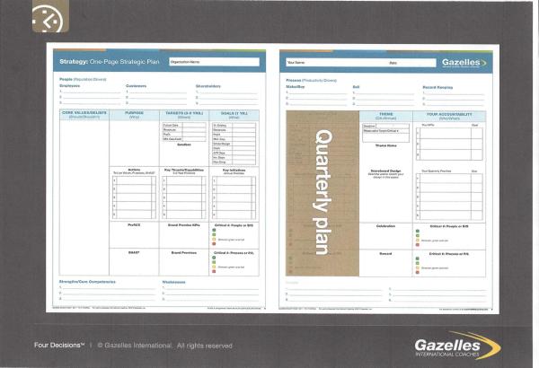 Quarterly Plan  One Page Strategic Plan (IP) resized 600