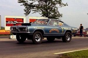 68-Hemi-Barracuda,Matchmaker. (Jim Wick)