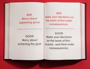 BRIDGEWATER4-BAD vs GOOD