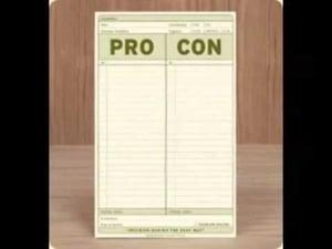 Ben Franklin (Pro - Con)