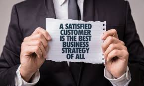 Best Strategy - Sign Satisfied Customer suit