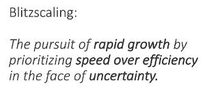 Blitzscaling Definition-1