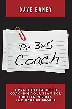 Dave Baney The 3X5 Coach
