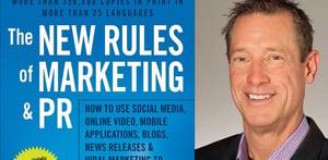 David Meerman Scott New Rules of Marketing &  PR