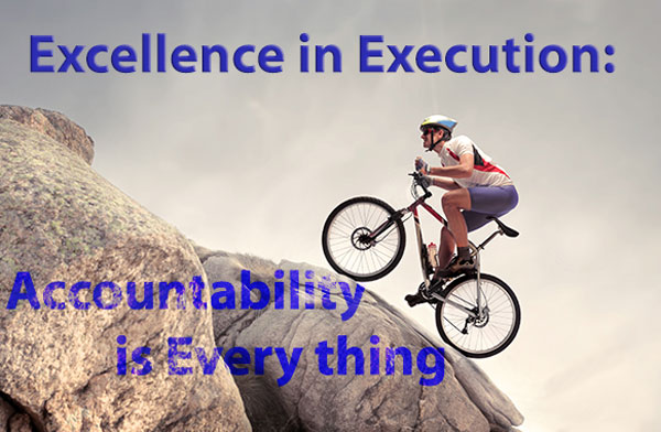 Execution Excellence Bike