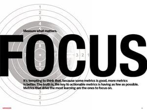 FOCUS Measure What Matters