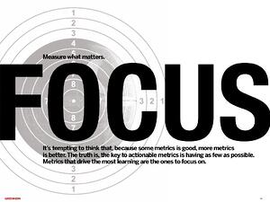 FOCUS Measure What Matters
