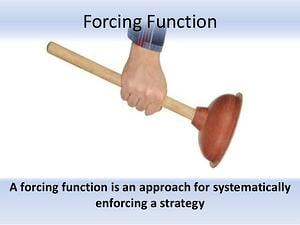 Forcing Functoin - amazon-way-11-638