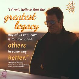 Greatest-Legacy-Others-Monty-Moran-Quote
