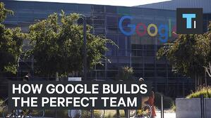 How Google Builds Perfect Teams