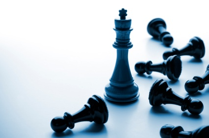 King-and-pawns
