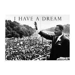 ML King I have a Dream