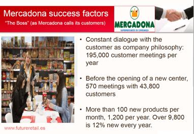 Mercadona Success Factors - The Boss