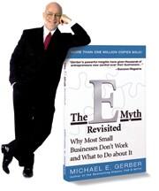 Michael GerberAuthor E-myth Revisited Standing