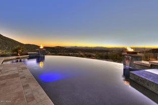 Negative-Edge-Pool-at-Sunset