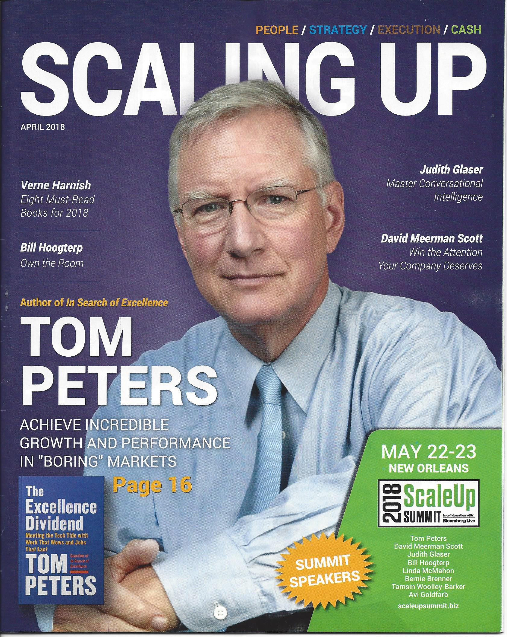 SCALING UP MAG 2ND QUARTER