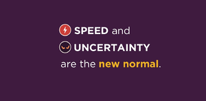 Speed & Uncertainity are new Normal Blitzscale