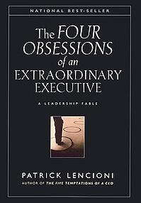The Four Obesseions of an Extraordinary Executive-1