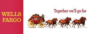Wells Fargo Stagecoach logo