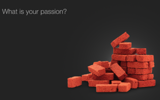 What is your passion (Brick layers)