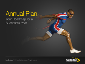 Annual Plan - Your Roadmap for a Successful Year