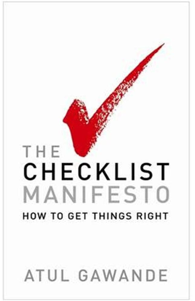 Atul Gawande  Checklist Manifesto.jpg
