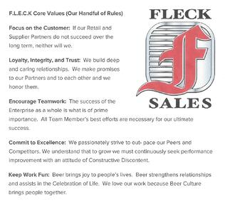 Fleck_Sales_Core_Values