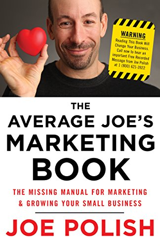 Joe Polish Average Joe's Marketing Book.jpg