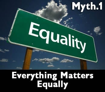 Myth 1 Everything Matters Equally The One Thing.jpg