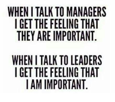 mangers they're important - leaders I'm important..jpg