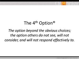 outthinker-4th option definition
