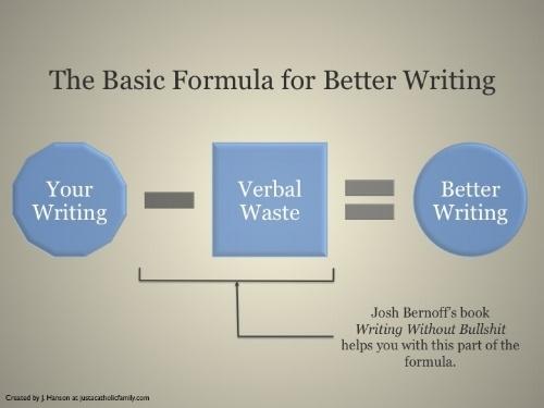 Writing Without Bullshit Basic Formula.jpg